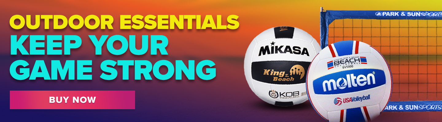 Keep your game strong with our Outdoor Essentials. Buy Now!