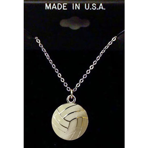 Volleyball Necklace | Allvolleyball.com