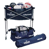 Spalding Volleyball Carts