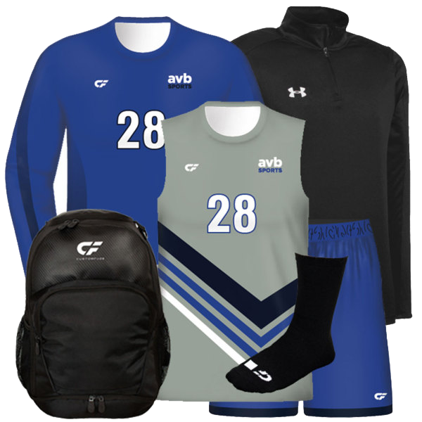Men's Volleyball Team Packages