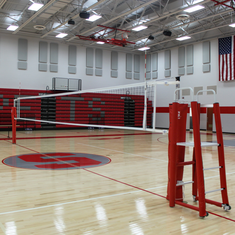 Volleyball Net Systems & Accessories