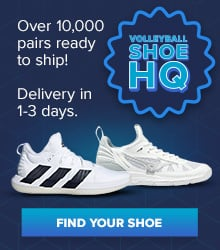 Volleyball Shoe HQ